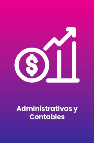 Administrativas y Contables